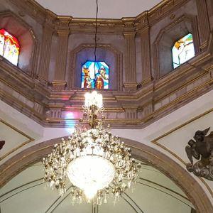 萨波潘教堂旅游景点攻略图