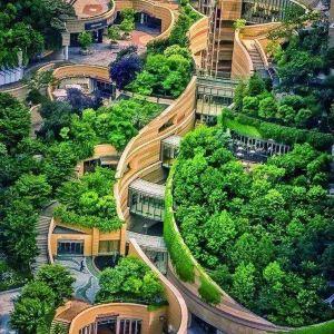 难波公园旅游景点攻略图
