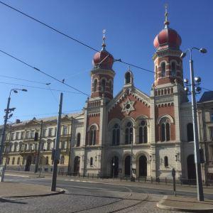 犹太教大会堂旅游景点攻略图