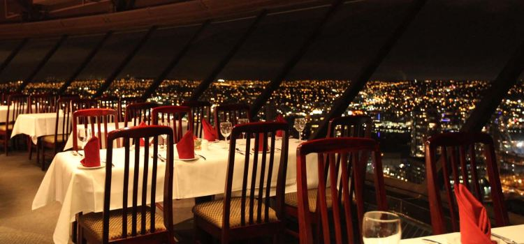 Top of Vancouver Revolving Restaurant1