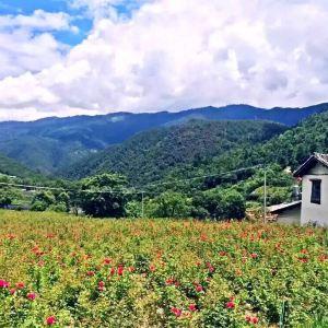 三江并流风景区旅游景点攻略图
