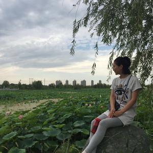 五家渠游记图文-【青格达湖】~有莲有湖有你有我
