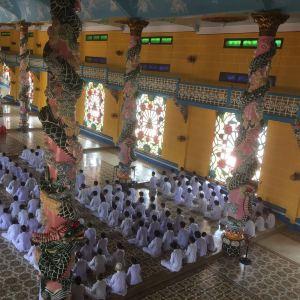 高台庙旅游景点攻略图
