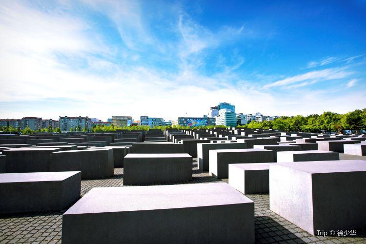 歐洲被害猶太人紀念碑2