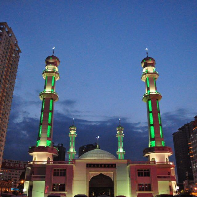 最大的清真寺_【携程攻略】兰州西关清真大寺景点,兰州最大的清真寺,位于 ...
