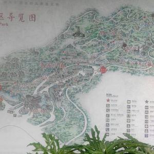 梅州客天下景区旅游景点攻略图