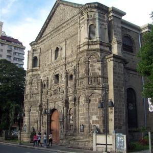 黑教堂旅游景点攻略图