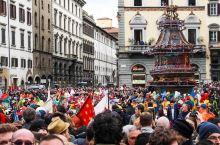 【佛罗伦萨】源自中世纪的复活节木车烟火庆典
