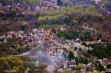 鲜花盛开的村庄~甲居藏寨