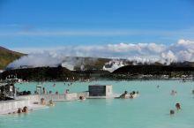 印象冰岛-上帝的蓝色浴池