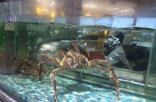 帝王蟹、龙虾