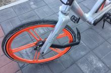 摩拜单车,研究了一下结构。