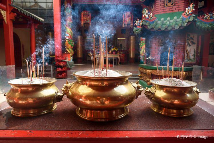 Guan Di Temple Kuala Lumpur Malaysia1