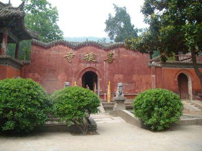 菩提寺遊覽區