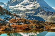 马特宏峰,阿尔卑斯山