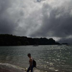 岛屿湾旅游景点攻略图