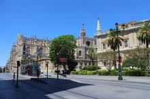 西班牙塞维利亚街拍