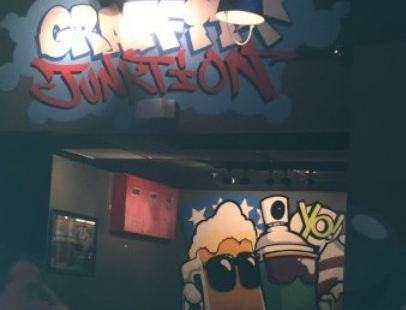 Graffiti Junktion Downtown Orlando