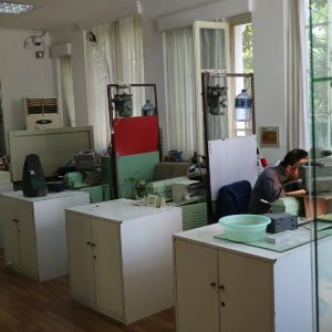 上海工艺美术博物馆旅游景点攻略图