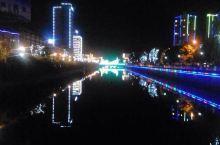 楚雄的夜景