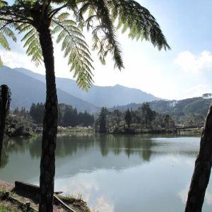 向天湖旅游景点攻略图
