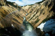 黄石大峡谷