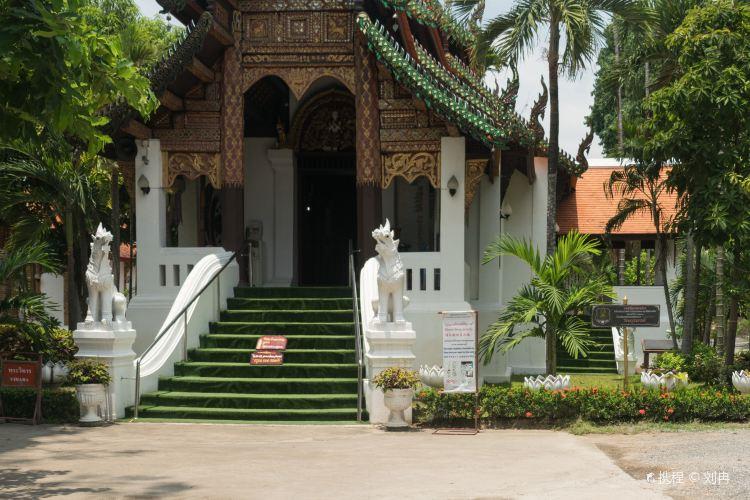 Wat Umong Suan Puthatham1