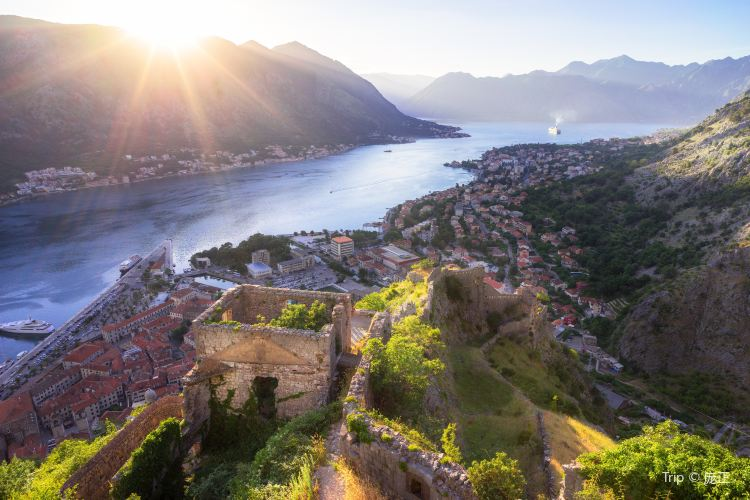 Fortifications of Kotor1
