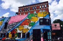 芝加哥的街景