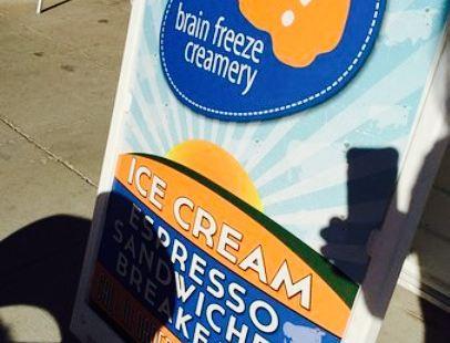Brain Freeze Creamery