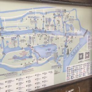 乌镇旅游景点攻略图