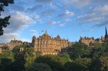 英国自驾游(七):苏格兰首府—爱丁堡