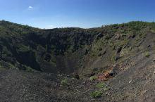 老黑山 仙女洞 火山口 石海