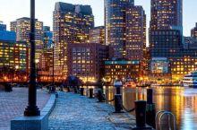 波士顿金融区