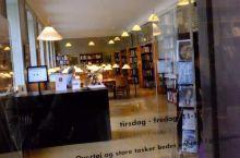 丹麥設計圖書館裡的中國書