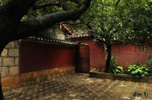 束河古镇的龙泉寺(三圣宫)