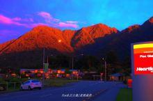 新西兰南岛风光