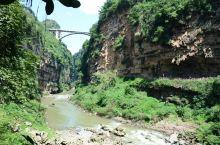 贵州兴义马岭河峡谷