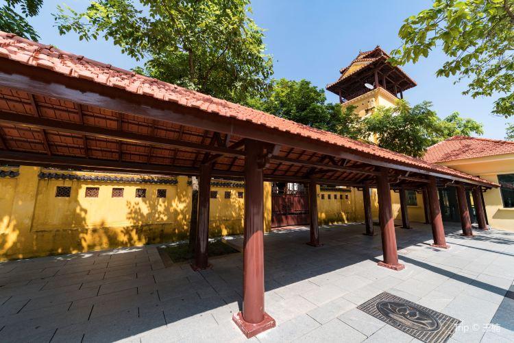 Ho Chi Minh's Stilt House4