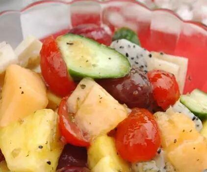 沙拉世界水果撈3