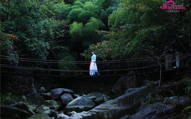 六天五晚,带你走进山水禅意台州