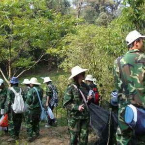 高黎贡山国家级自然保护区旅游景点攻略图
