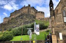 苏格兰的精神象征—爱丁堡城堡