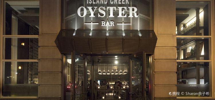 Island Creek Oyster Bar(Boston)