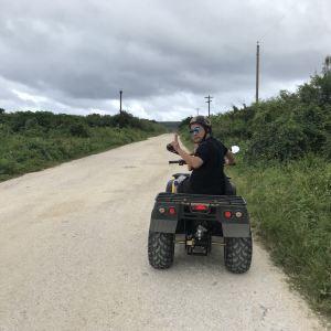 ATV四驱越野车旅游景点攻略图