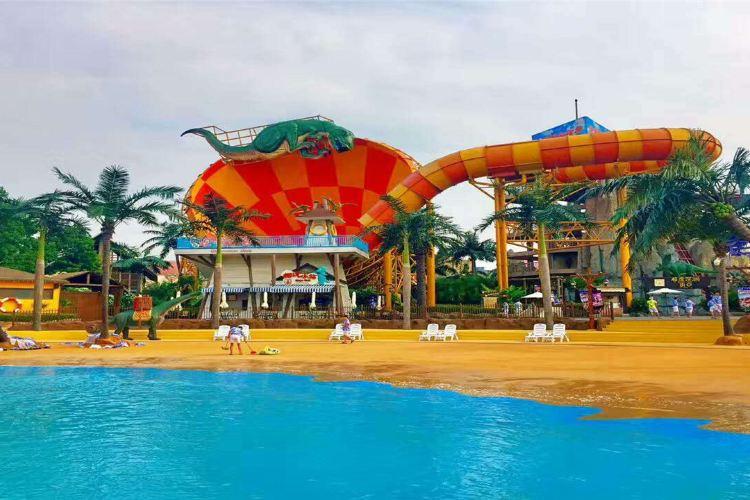 Dinosaur Park Jurassic Water World4