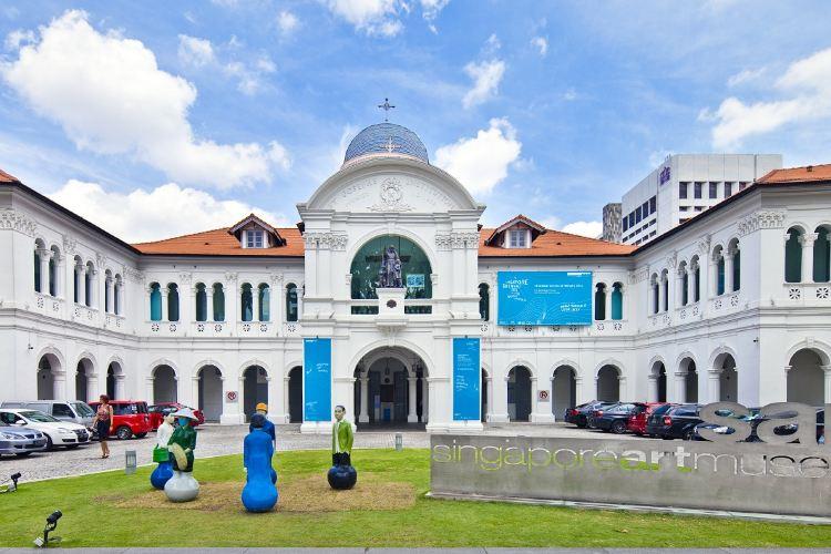 싱가포르 미술관3