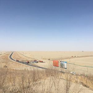 沙漠观景台旅游景点攻略图