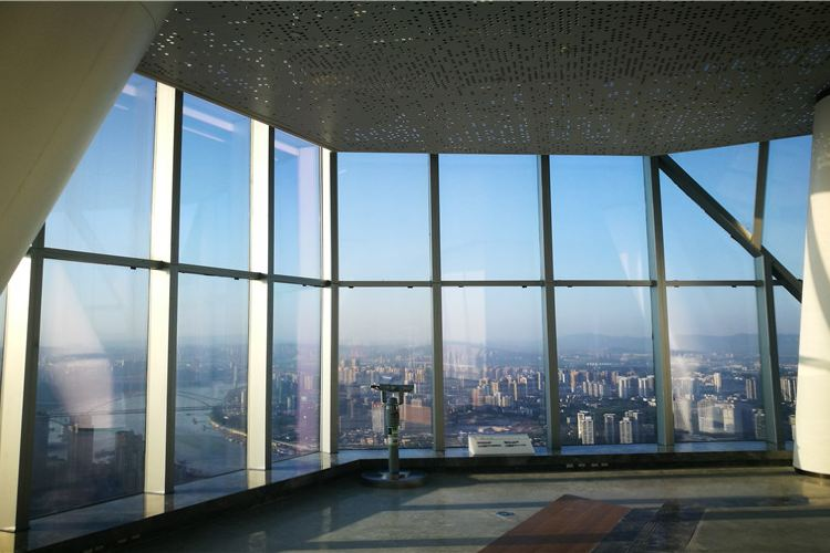 重慶環球金融中心觀景台(會仙樓)4