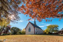 4月,上帝把最美的秋色给了新西兰